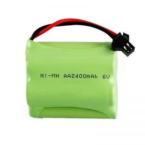 Dobíjecí baterie NiMH AA2400 6V