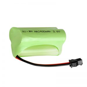 Dobíjecí baterie NiMH AA2400 3,6 V