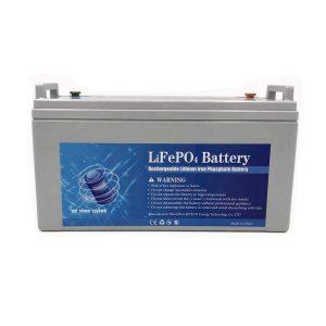 Akumulátor solární energie 24v 48v 12v 100ah 120ah 200ah 300ah lifepo4 baterie
