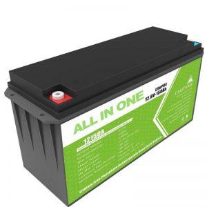 Velká kapacita 12,8 V 150 Ah lithiová baterie pro domácí solární úložiště