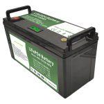 Vysokokapacitní LiFePO4 baterie 12V150Ah s inteligentním BMS pro elektrickou podlahovou myčku