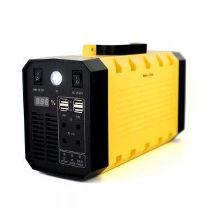 12v 30ah invertorová baterie 500w přenosná elektrárna