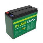 OEM dobíjecí baterie 12V 30Ah 4S5P Lithium 2000+ Výrobce s hlubokým cyklem Lifepo4 Cell
