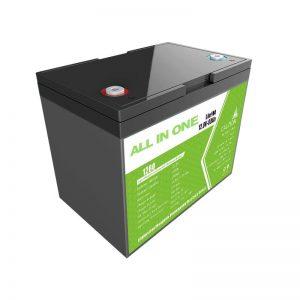 Lithium-iontová baterie Hotsale 12,8 V 80 Ah pro záložní zdroj akumulace sluneční energie nahradí olověnou baterii s dlouhou životností