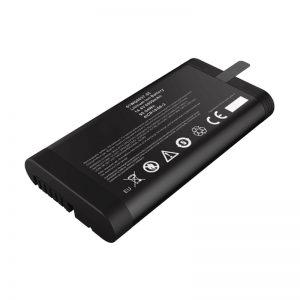 14,4 V 6600 mAh 18650 lithium-iontová baterie Panasonic pro síťový tester s komunikačním portem SMBUS