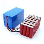 Přizpůsobená vysoce kvalitní dobrá cena Top Sale 18650 24V 8,8Ah baterie