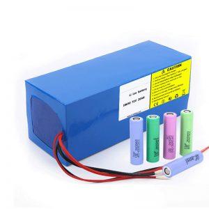Lithiová baterie 18650 72V 20Ah Nízká rychlost samovybíjení lithiové baterie 18650 72v 20ah pro elektrické motocykly