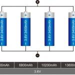 Připojení lithiové baterie 18650
