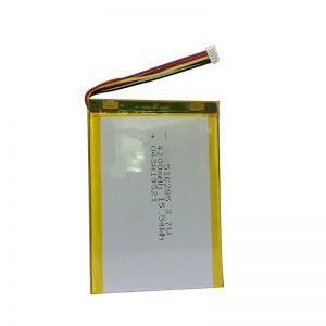 516285 3,7 V 4200 mAh Inteligentní domácí přístrojová polymerní lithiová baterie