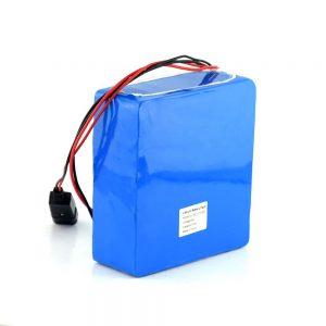 48V 15Ah 20Ah dobíjecí lithium-iontová baterie 48voltová elektrická koloběžka