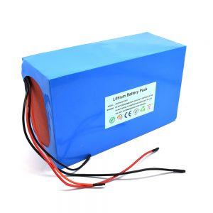 48v / 20ah lithiová baterie pro elektrický skútr