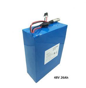 48v26ah lithiová baterie pro etwow elektrické skútry elektrický motocykl grafenová baterie 48voltová lithiová baterie výrobců