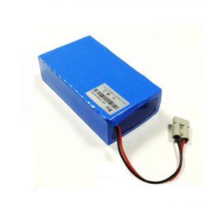 Lithium-iontová baterie obsahuje 60v 12ah baterii elektrického skútru