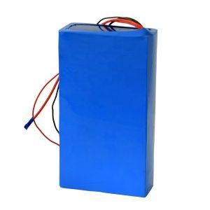 Dobíjecí lithiová baterie 60v 12ah pro elektrický skútr
