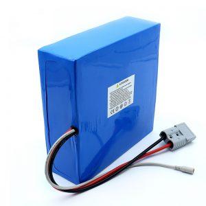 60voltová 30Ah 50Ah lithium-iontová baterie lithiová baterie pro elektrický skútr