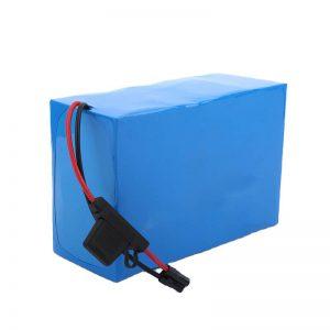 Přizpůsobená 72voltová lithium-iontová baterie 72V