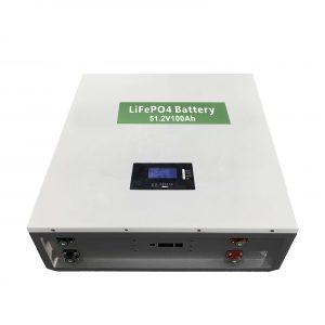 ALL IN ONE 48V 51,2V 100Ah solární systém lithiová baterie Lifepo4 pro domácnost 48V 5Kw 10Kw