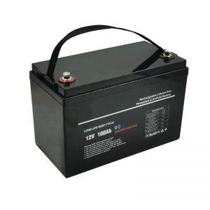 Nízkoteplotní LiFePO4 12V 100AH