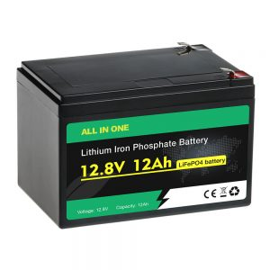 12V 12Ah Pack Replacement Lead Acid Battery LiFePO4 Battery