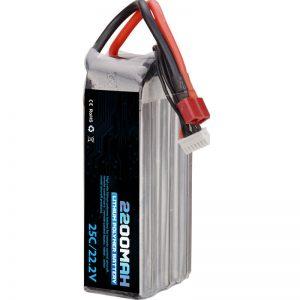 horký prodej dobíjecí lithium-polymerová baterie 22000 mah 6 s lipo