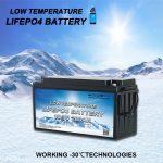 Představujeme VŠECHNY V JEDNOTLIVÝCH lithium-železitých fosfátových bateriích