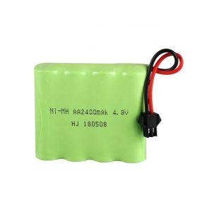 Dobíjecí baterie NiMH AA2400mAH 4,8 V