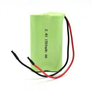 Dobíjecí baterie NiMH AA1500 mAh 2.4V