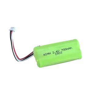 Dobíjecí baterie NiMH AA700 2,4 V