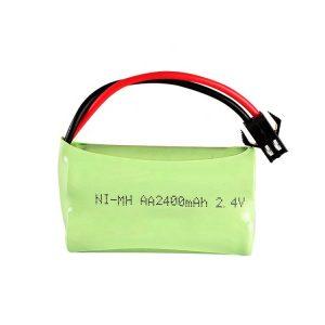 Dobíjecí baterie NiMH AA2400mAH 2,4V