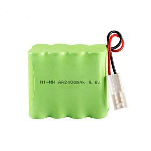Dobíjecí baterie NiMH AA2400 9,6 V