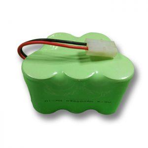 Dobíjecí baterie NiMH D9000mAH 6V