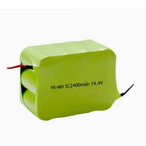 Dobíjecí baterie NiMH SC 2400mAH 14,4V