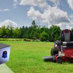 ALL IN ONE jezdecké baterie na trávu