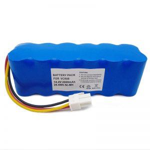 vysoce kvalitní 14,4V náhradní baterie do vysavače pro navibot SR8750 DJ96-00113C VCA-RBT20